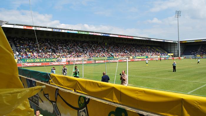 Wagner en Partner Stadion