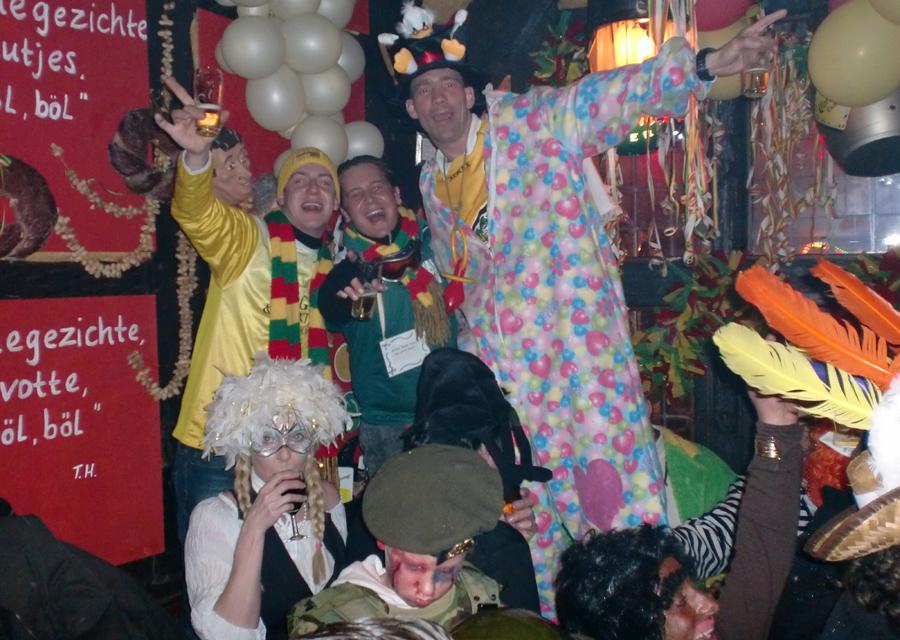 Fortuna mit de carnaval