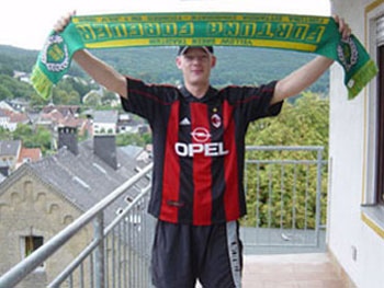 Fans in Luxenburg