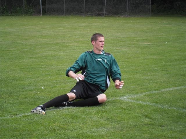 Fortuna 1ste training 2011-2012
