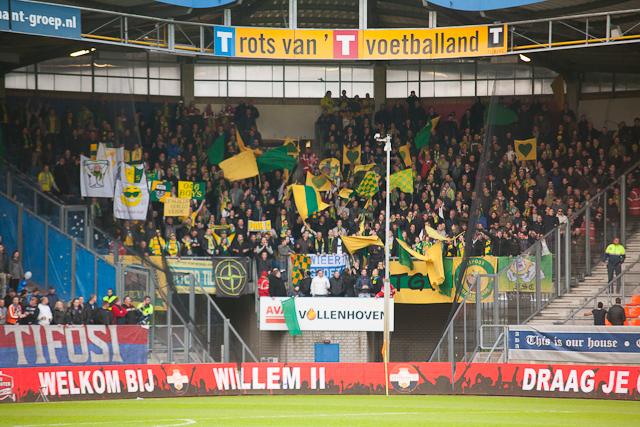 Willem II uit