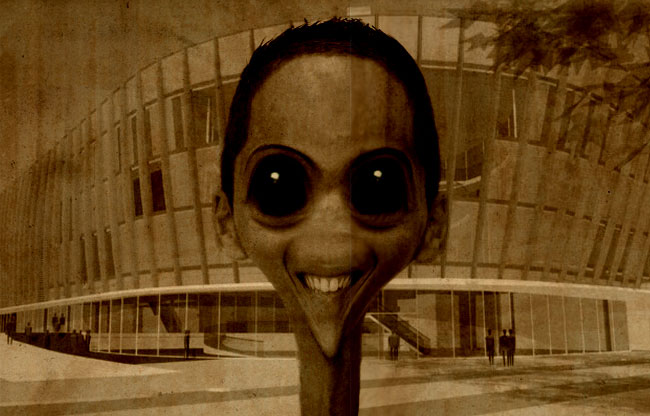 Joos alien