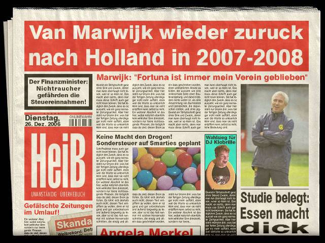 Van Marwijk terug naar Fortuna!